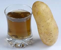 Сок од компир против чир во желудникот