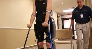 25 години бил неподвижен – се пријавил да биде заморче на тестирање – сега оди (Видео)