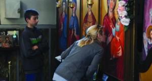 Се помолила пред чудотворната икона во Трубарево и оздравела