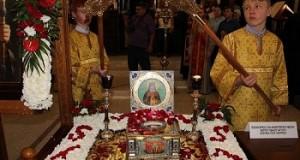 Чудо на моштите на Св. Лука – двајца исцелени на Кипар