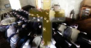 Се појави крст во џамија: Болни луѓе се излекуваа